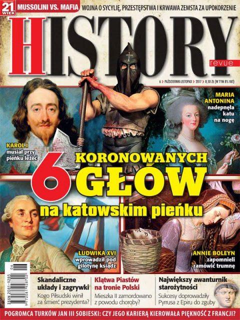 Aktualny numer 21.Wiek History Revue